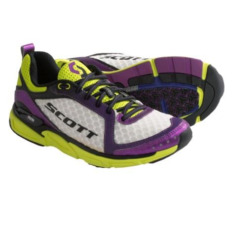 photo: Scott eRide Trainer trail running shoe