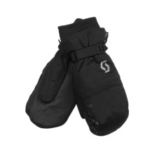 Scott Grand Am Gore-Tex® Mittens - Waterproof, Insulated (For Men and Women) in Black - Closeouts