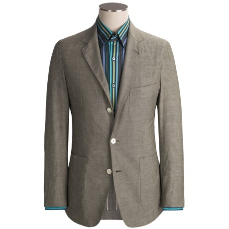 Scott James Alden Blazer (For Men) in Brown