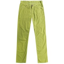 Scott James Francis 5-Pocket Pants (For Men) in Lime - Closeouts