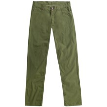 Scott James Francis 5-Pocket Pants (For Men) in Olive - Closeouts