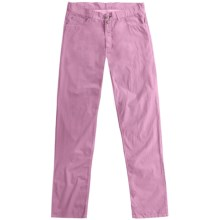 Scott James Francis 5-Pocket Pants (For Men) in Pink - Closeouts