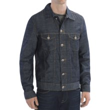 Scott James Milford Cotton Jean Jacket (For Men) in Blue - Closeouts
