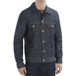 Scott James Milford Cotton Jean Jacket (For Men) in Blue
