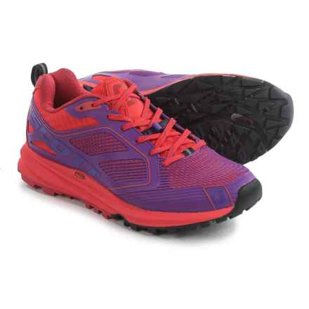 Scott Kinabalu Enduro Trail Running Shoes (For Women) in Purple/Red - Closeouts