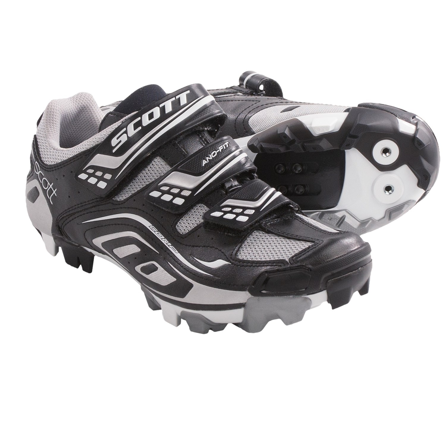 SCOTT MTB Comp Lady Cycling Shoes - SPD (For Women) in Black