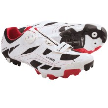 SCOTT MTB Team BOA Cycling Shoes - SPD (For Men) in White - Closeouts