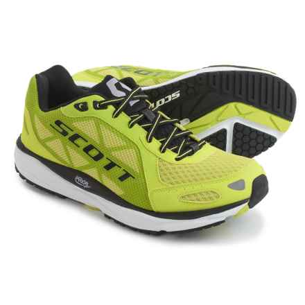 SCOTT Palani Trainer Running Shoes (For Men) in Green/Black - Closeouts