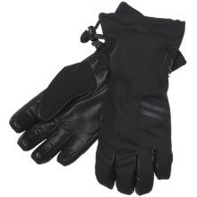 Scott Preston Gloves - Waterproof, Insulated (For Men) in Black - Closeouts