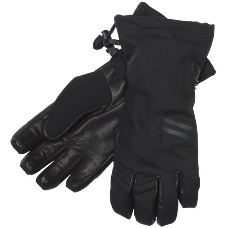 SCOTT Preston Gloves - Waterproof, Insulated (For Men) in Black