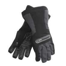 Scott SMS Gore-Tex® Gloves - Waterproof, Insulated (For Men and Women) in Black - Closeouts