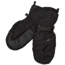 Scott Sphere Mittens - Waterproof, Insulated (For Men) in Black - Closeouts