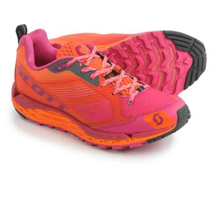 SCOTT T2 Kinabalu 3.0 Trail Running Shoes (For Women) in Pink/Orange - Closeouts
