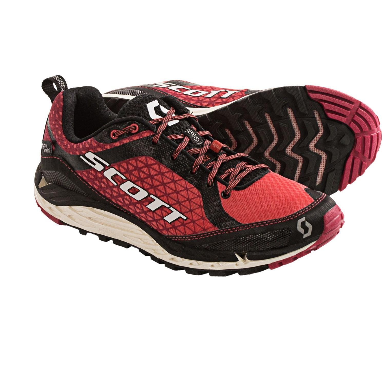 SCOTT T2 Kinabalu HS Trail Running Shoes (For Women) in Black/Cayenne