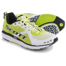 SCOTT T2 Palani 2.0 Running Shoes (For Men) in White/Green - Closeouts