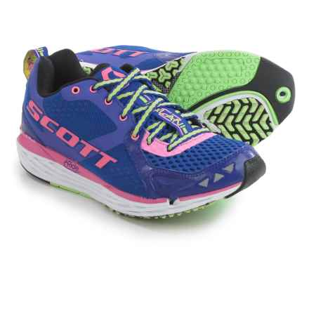 SCOTT T2 Palani Running Shoes (For Women) in Blue/Pink - Closeouts