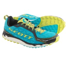 SCOTT Trail Rocket 2.0 Trail Running Shoes (For Women) in Blue/Green - Closeouts