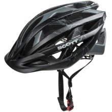 SCOTT Wit Bike Helmet in Black/Grey Matte - Closeouts