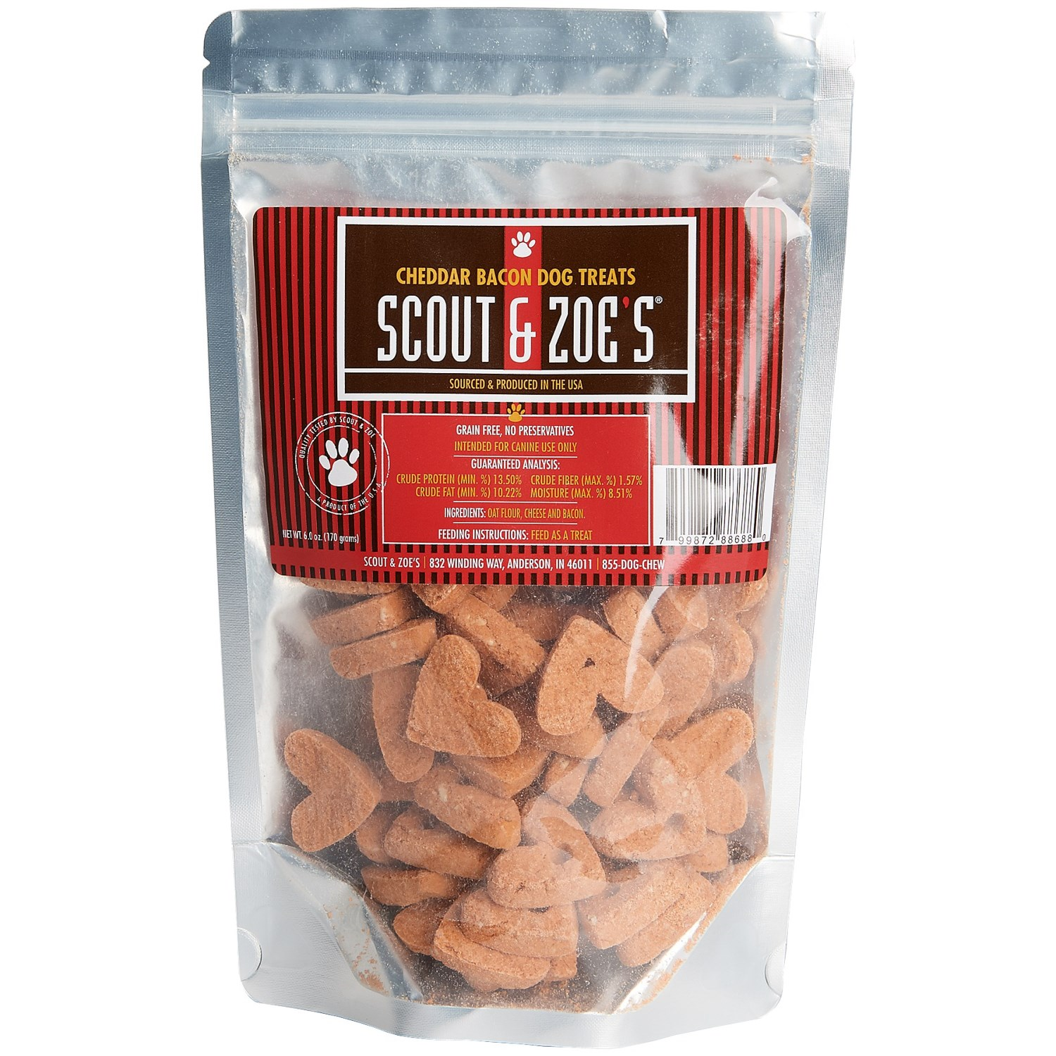 Scout And Zoe S Dog Treats