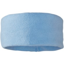 Screamer Basic Fleece Headband (For Little and Big Kids) in Powder Blue - Closeouts