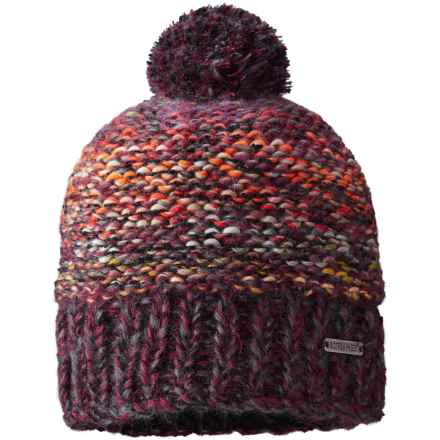 Screamer Chellene Handknit Beanie (For Women) in Eggplant - Closeouts