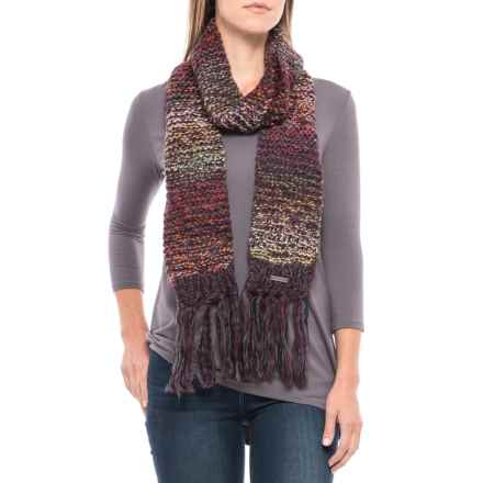Screamer Chellene Scarf - Wool Blend (For Women) in Eggplant - Closeouts