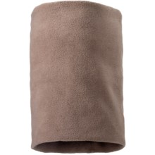 Screamer Fleece Neck Gaiter (For Little and Big Kids) in Mocha - Closeouts