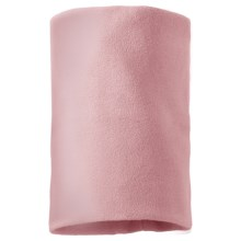 Screamer Fleece Neck Gaiter (For Little and Big Kids) in Pink - Closeouts