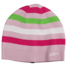Screamer Ms. Taylor Beanie Hat (For Women) in Pink - Closeouts