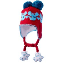 Screamer Sookie Beanie Hat (For Kids) in Red - Closeouts