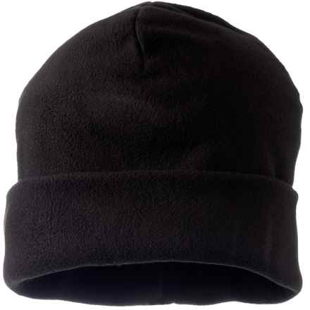 Screamer Southern Cross SuperSoft Fleece Beanie (For Men) in Black - Closeouts
