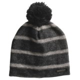 Screamer Twitter Beanie Hat - Fleece Lining (For Women)