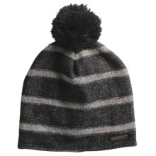Screamer Twitter Beanie Hat - Fleece Lining (For Women) in Black - Closeouts