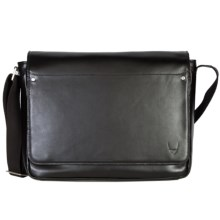 Scully Corporate Leather Workbag in Black - Closeouts