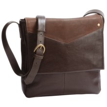 Scully Hidesign Calf Leather Workbag in Brown - Closeouts