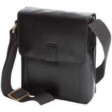 Scully Hidesign Corporate Leather Shoulder Tote Bag in Black - Closeouts