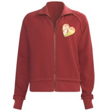 Scully Sweat Suit Jacket (For Women) in Red - Closeouts