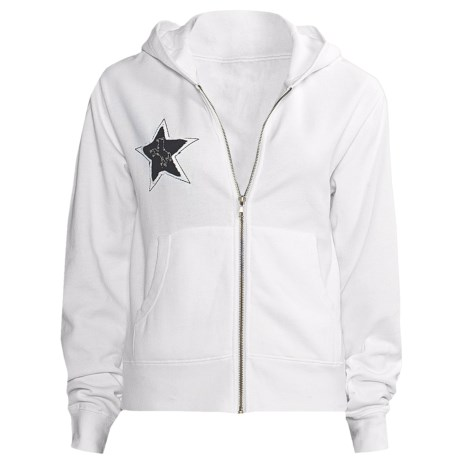 Scully Sweat Suit Jacket (For Women) in White