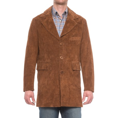 Scully Traditional Suede Blazer (For Men)