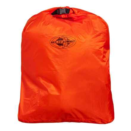 Sea To Summit 50L Pack Liner - Waterproof, Small in Orange - Closeouts