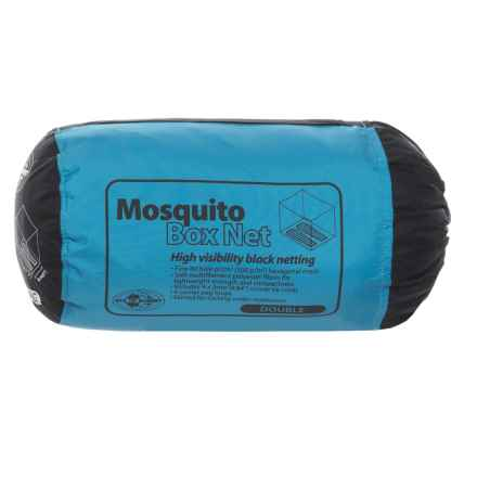 Sea to Summit Mosquito Box Net Shelter - Double in See Photo - Closeouts