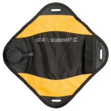 Sea to Summit Pack Tap - 2L in Black/Mustard - Closeouts