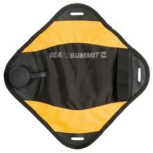Sea to Summit Pack Tap - 2L in Black/Mustard - Closeouts