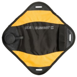 Sea to Summit Pack Tap - 2L in Black/Mustard