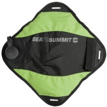 Sea to Summit Pack Tap Water Container - 4L in Black/Lime - Closeouts