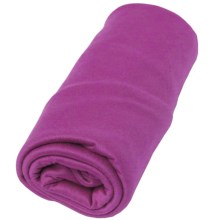 Sea to Summit Pocket Towel - Large in Berry - Closeouts