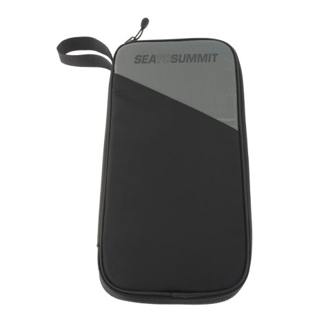 Sea To Summit Sea to Summit Traveling Light Travel Wallet in Black