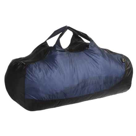 Sea To Summit Sea to Summit Traveling Light Ultra-Sil 40L Duffel Bag in Midnight Blue - Closeouts