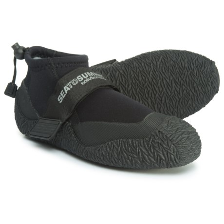 Sea To Summit Solution Bomber Booties (For Men) in Black