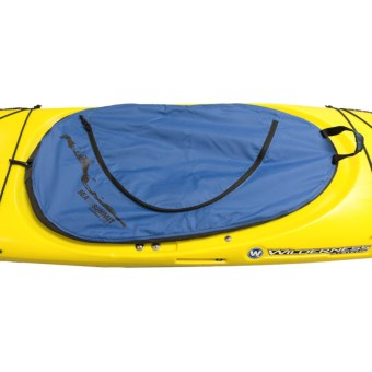 Sea to Summit Solution Gear Trip Cockpit Cover Bag in Blue/Black